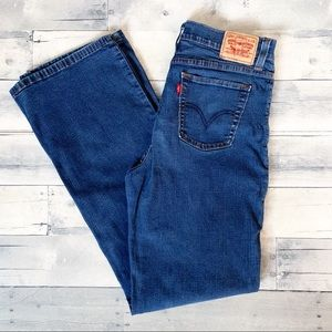 Levi's | Vintage 512 High Waisted Mom Jeans 12L